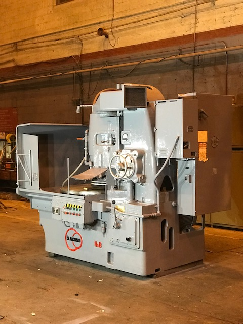 Lot 27F - Blanchard No. 18 Rotary Surface Grinder - 42 in Chuck - Free Loading