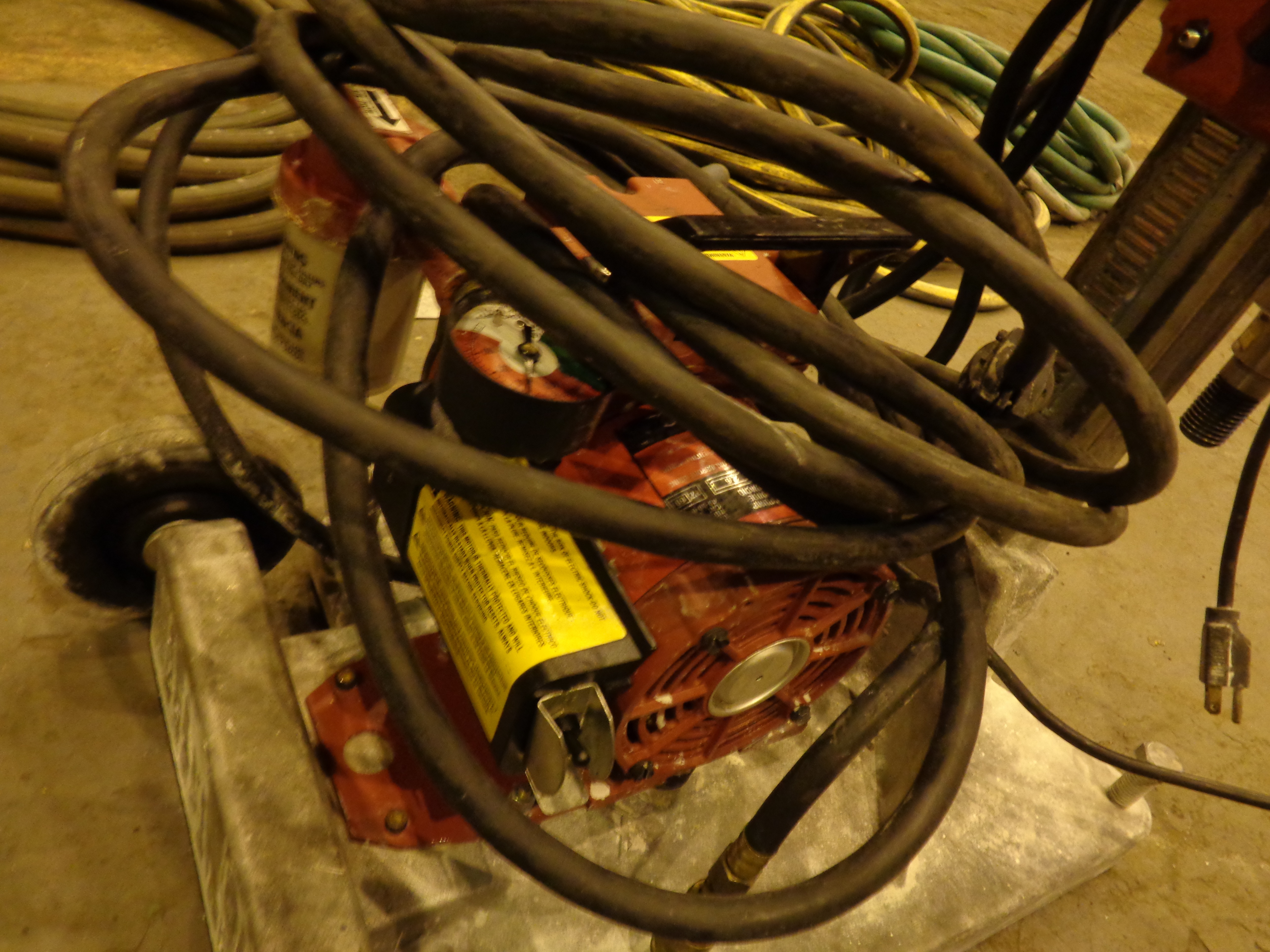 Lot 30H - Milwaukee Core Drill (34)