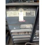 WELDING POWER SOURCE, LINCOLN MDL. AC 1200, new 2003, 1200 amp cap., S/N U1030108961 (Location F-