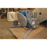 """WELDING POSITIONER, RANSOME/WORTHINGTON 6,000 LB. CAP., 48"""" table, Reliance Electric SCR spd."""