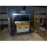 ROBOTIC WELDING SYSTEM, DYNAMIC MDL. DR4000, Daihen Corp. 6-axis robotic arm, OTC Turbo Pulse Mdl.