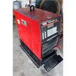 WELDING POWER SOURCE, LINCOLN POWERWAVE MDL. 450, 450 amp cap., S/N U1980417710 (Location E-