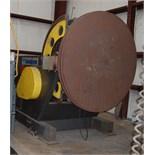 WELDING POSITIONER, VANGUARD 33,000 LB. CAP., new 2006, mdl. HB150, rated loading 15,000