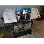 """HORIZONTAL BANDSAW, KBC 12"""" X 19"""", Mdl. LF-BS12A, 6-spd. settings, auto features, S/N 12060 ("""