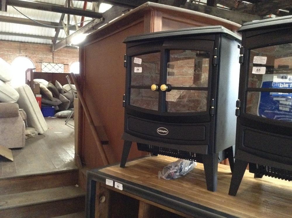 Lot 64 - Dimplex Springborne Optiflame Electric Fireplace (