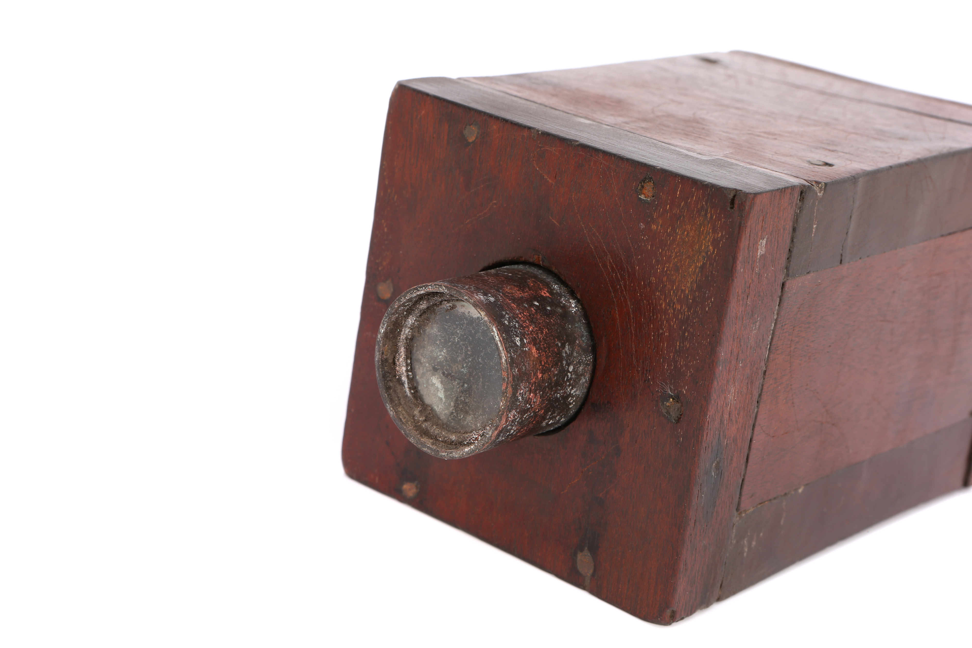 An Early Experimental 'Mousetrap' Camera, - Image 3 of 9