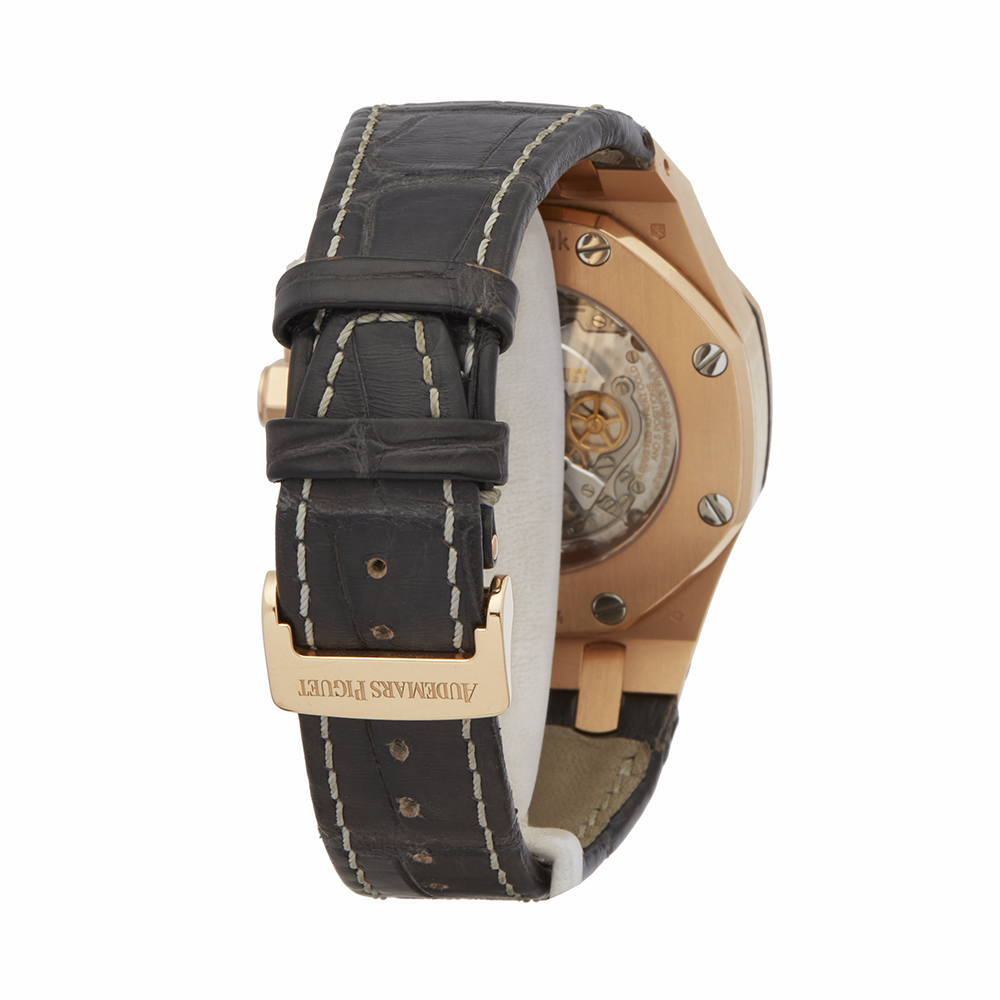 Lot 10 - Audemars Piguet Royal Oak XL Tourbillon Chronograph 44mm