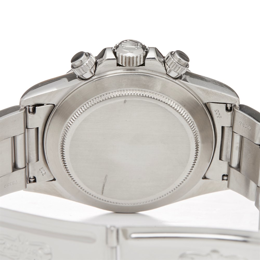 Lot 17 - Rolex Daytona Floating Cosmograph Stainless Steel - 16520