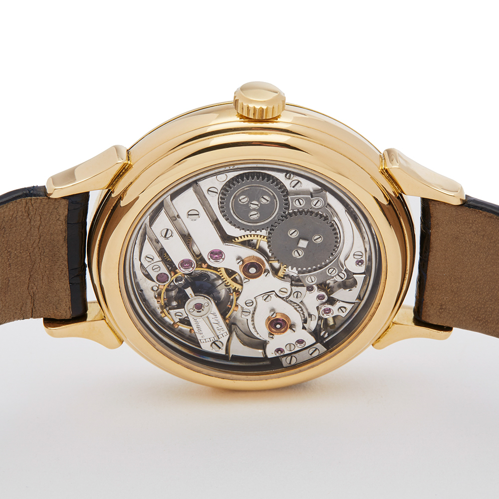 Lot 12 - Andersen Minute Repeater