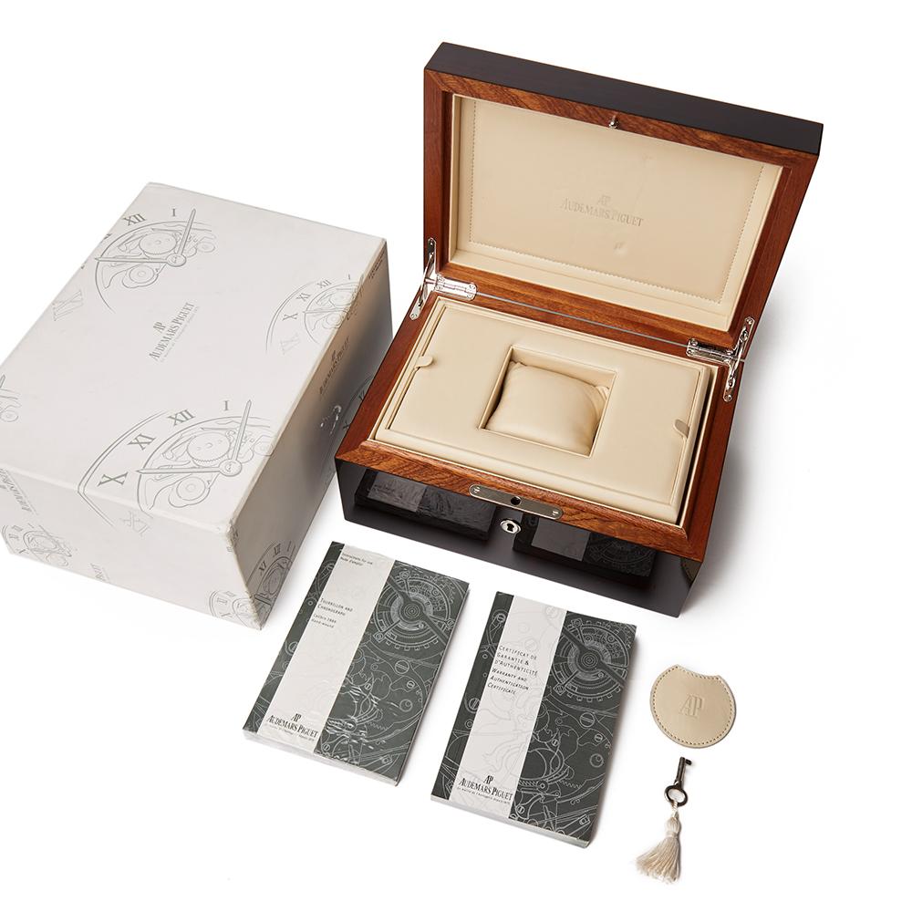 Audemars Piguet Royal Oak XL Tourbillon Chronograph 44mm - Image 2 of 8