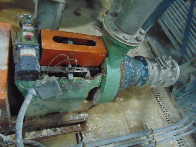 TRANSFER PUMP, LI MING, 75 HP motor - Image 2 of 3