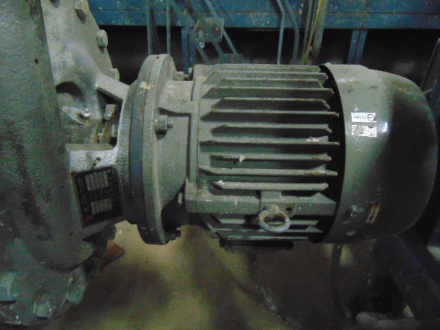 STAINLESS STEEL AIR/WATER SEPARATION TANK, TAIWAN PULP MACHINERY - Image 2 of 2