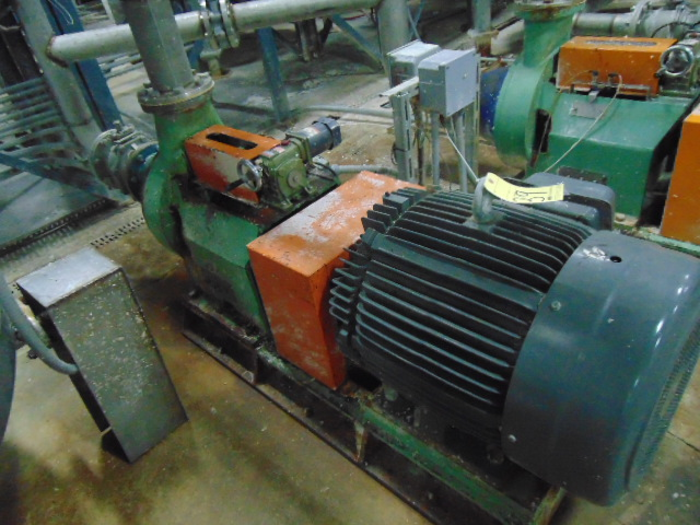 TRANSFER PUMP, LI MING, 75 HP motor
