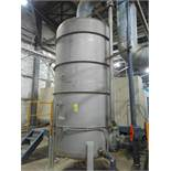 STAINLESS STEEL AIR/WATER SEPARATION TANK, TAIWAN PULP MACHINERY