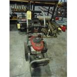 POWER WASHER, HUSKY, gas pwrd., over head Cam, Honda Gcv 190 motor (no wand)