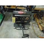ELECTRIC AIR COMPRESSOR, BLACKMAX, 5 gal. cap., 125 max psi, 120 V.
