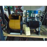 LOT CONSISTING OF: electric heater & blower