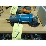 """RIGHT ANGLE GRINDER 4"""", electric"""