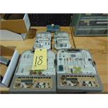 LOT OF ROTARY TOOL KITS, assorted
