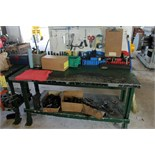 LOT OF TOOLING (on two tables)