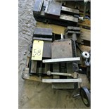 LOT OF MACHINE VISES