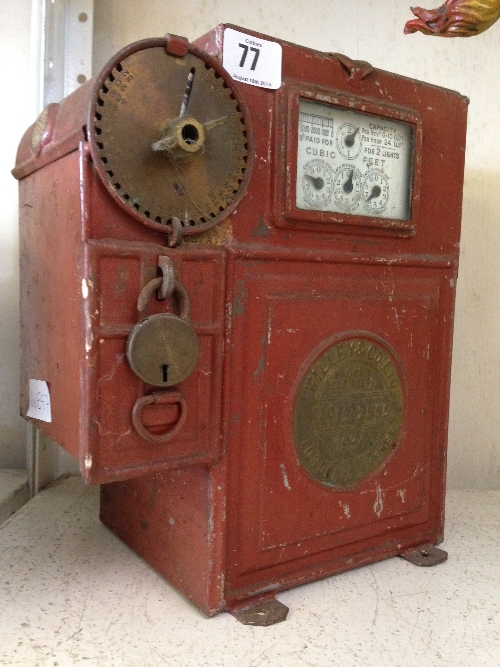 Antique Natural Gas Meter Best 2000 Antique Decor Ideas