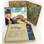 "A Thomas The Tank Engine: Rev. W. Awdry's ""All Change"" board game by Whitman, 1974."