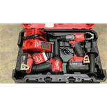 "Milwaukee 1/4"" Impact Driver and 1/2"" Drill/Driver"
