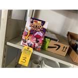DISNEY JUNIOR DVD'S ''BATTLE FOR THE BOOK''