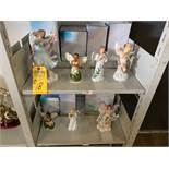 R&R GIFTS INSPIRATIONAL COLLECTIONS - ASSORTED ANGELS - 5''-9''