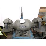 "6"" Blue Point Dbl End Ball Bearing Grinder - 1/2HP, 115/1/60"