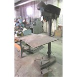 "20"" Walker Turner Floor Type Drill Press -"
