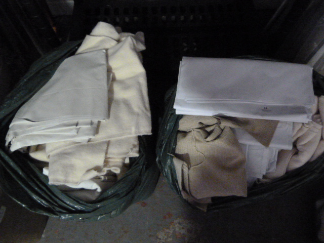 Lot 23 - *Two Bags of Fabric