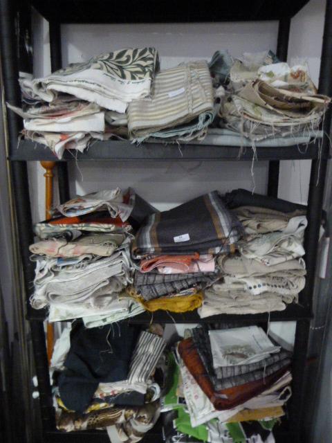 Lot 22 - *Quantity of Fabric Offcuts