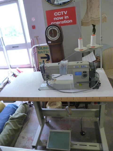 Lot 51 - *Global MF331 Sewing Machine