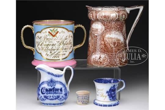 Dating historic ceramics