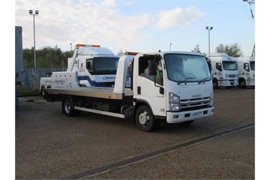 isuzu forward 75 190 4x2 tilt slide diesel worldwide recovery
