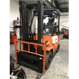 Puma FG25 Gas 2.5T Forklift | 1994 | Hours: 5,142