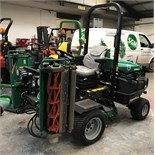 Ransomes Highway 3 4WD Cylinder Mower | 64 Plate