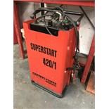 Sealey Superstart 420/1 Professional Starter/Charger