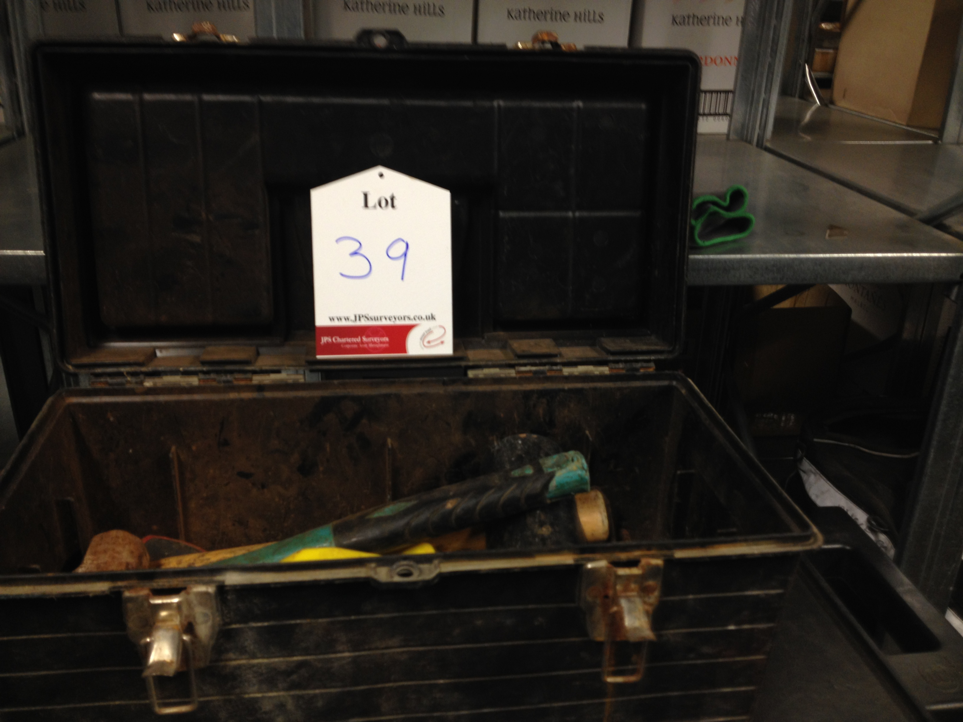 3 x Tool Boxes with Various tools and accessories - SEE PICTURE FOR FULL CONTENTS - Image 5 of 8