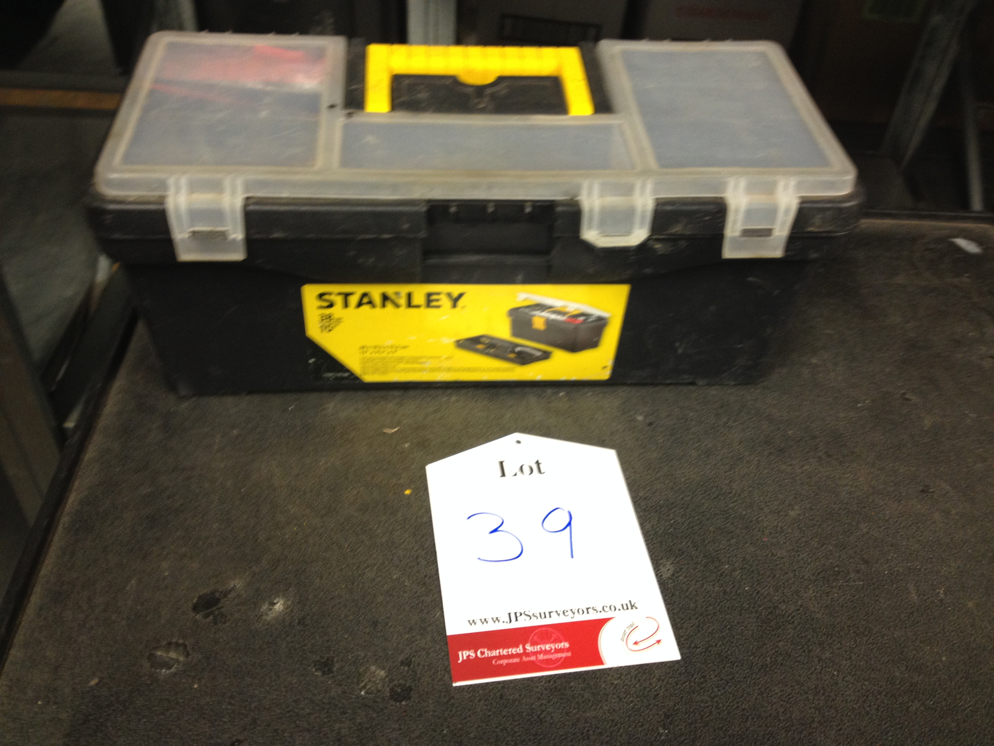 3 x Tool Boxes with Various tools and accessories - SEE PICTURE FOR FULL CONTENTS - Image 4 of 8