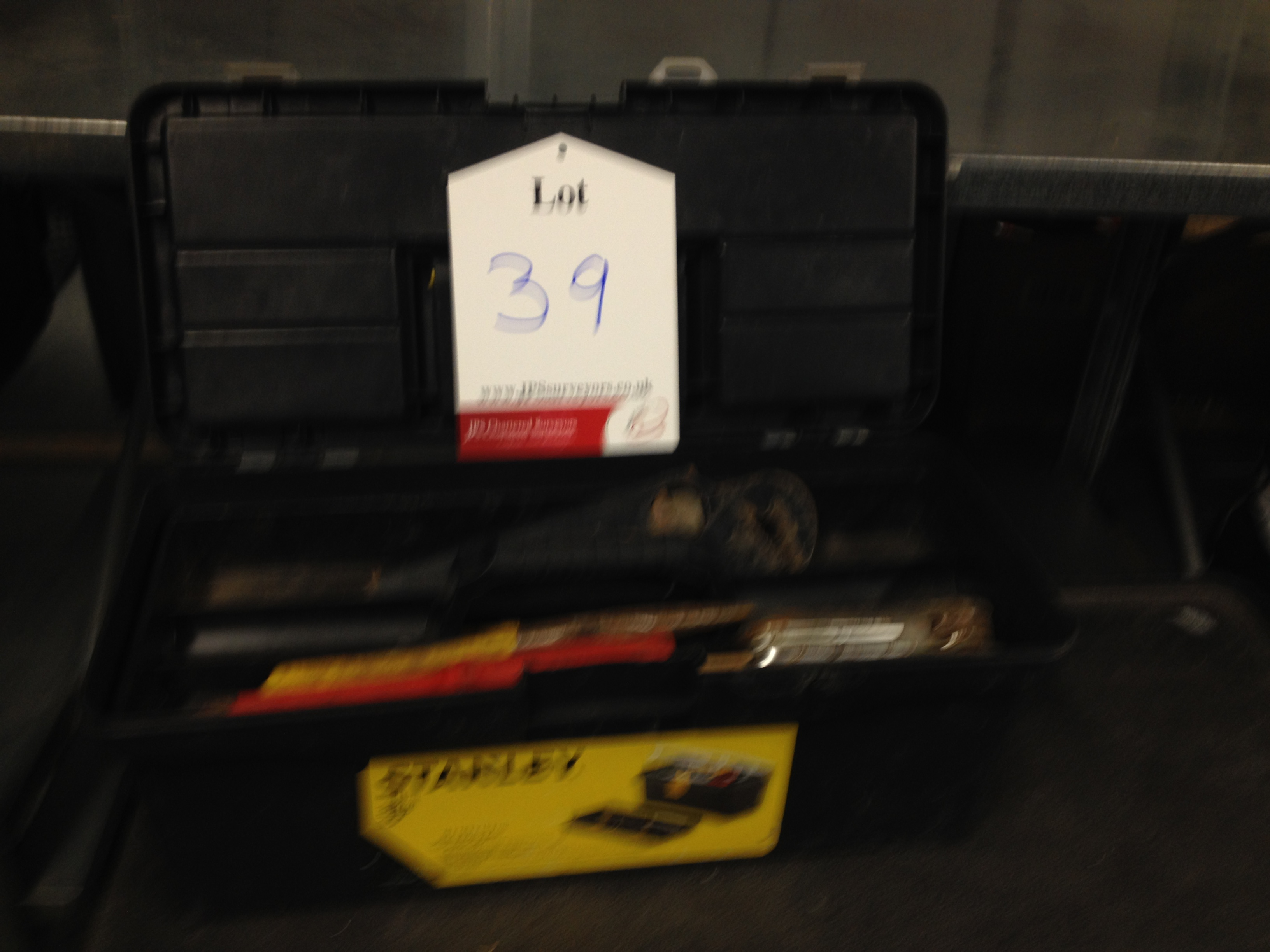 3 x Tool Boxes with Various tools and accessories - SEE PICTURE FOR FULL CONTENTS - Image 3 of 8