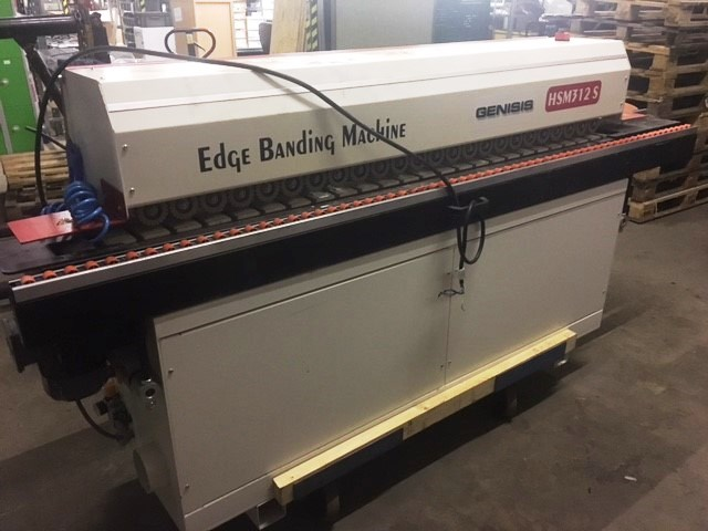 Genisis HSM312S Edge Banding Machine - 2015