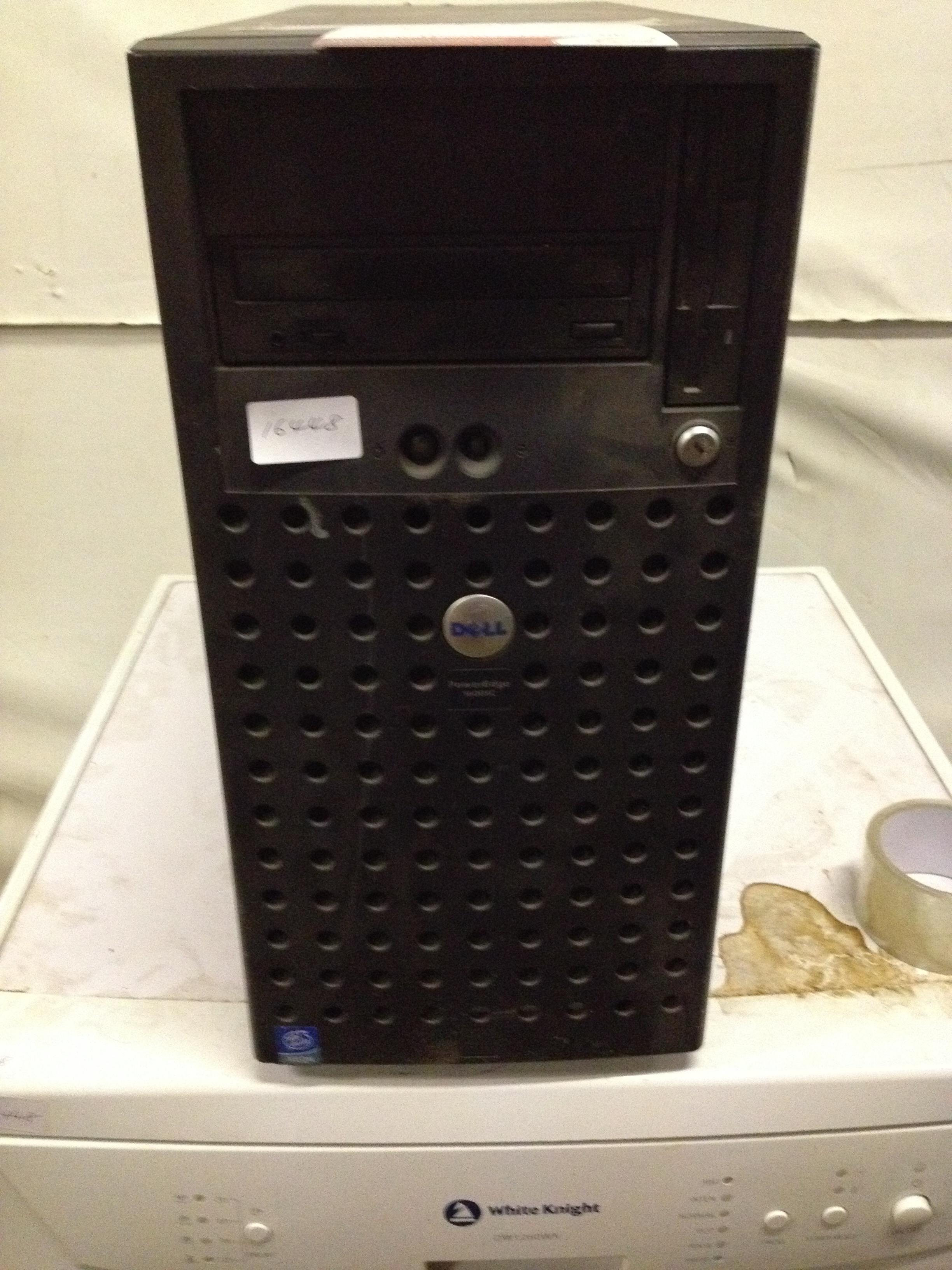 Dell Poweredge Server 1600SC