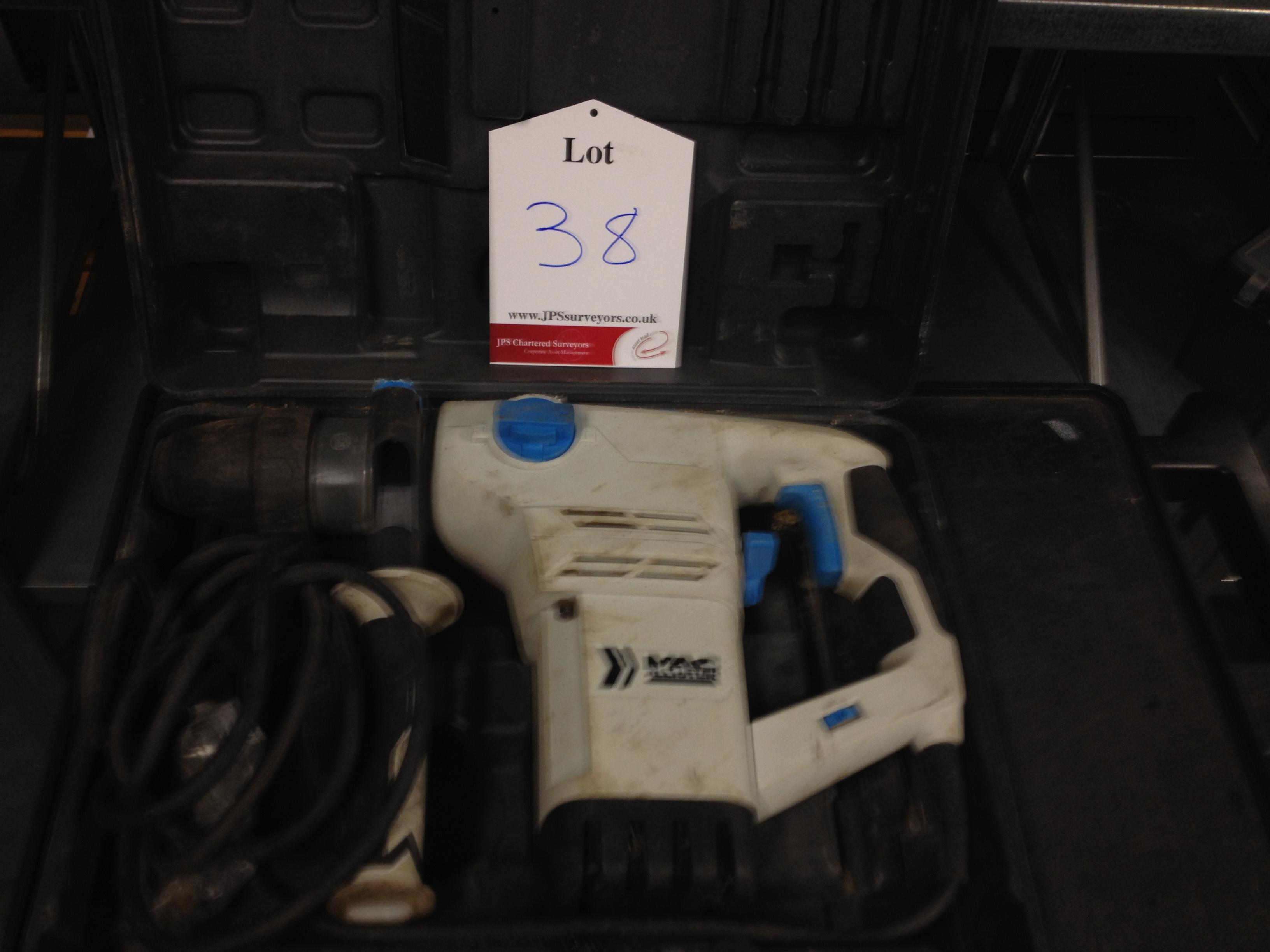 1 x Macallister Roatary Hammer Drill