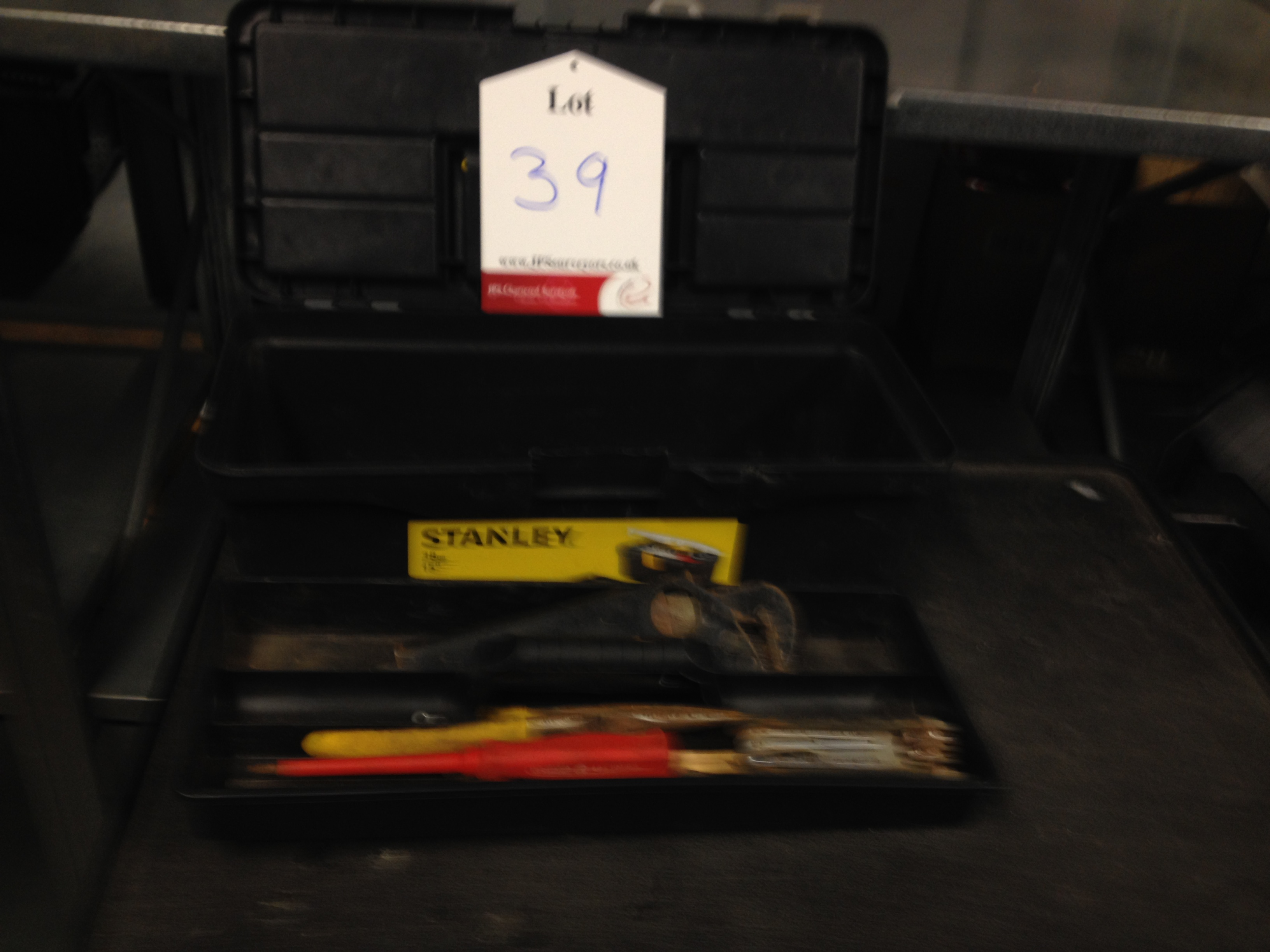 3 x Tool Boxes with Various tools and accessories - SEE PICTURE FOR FULL CONTENTS - Image 2 of 8