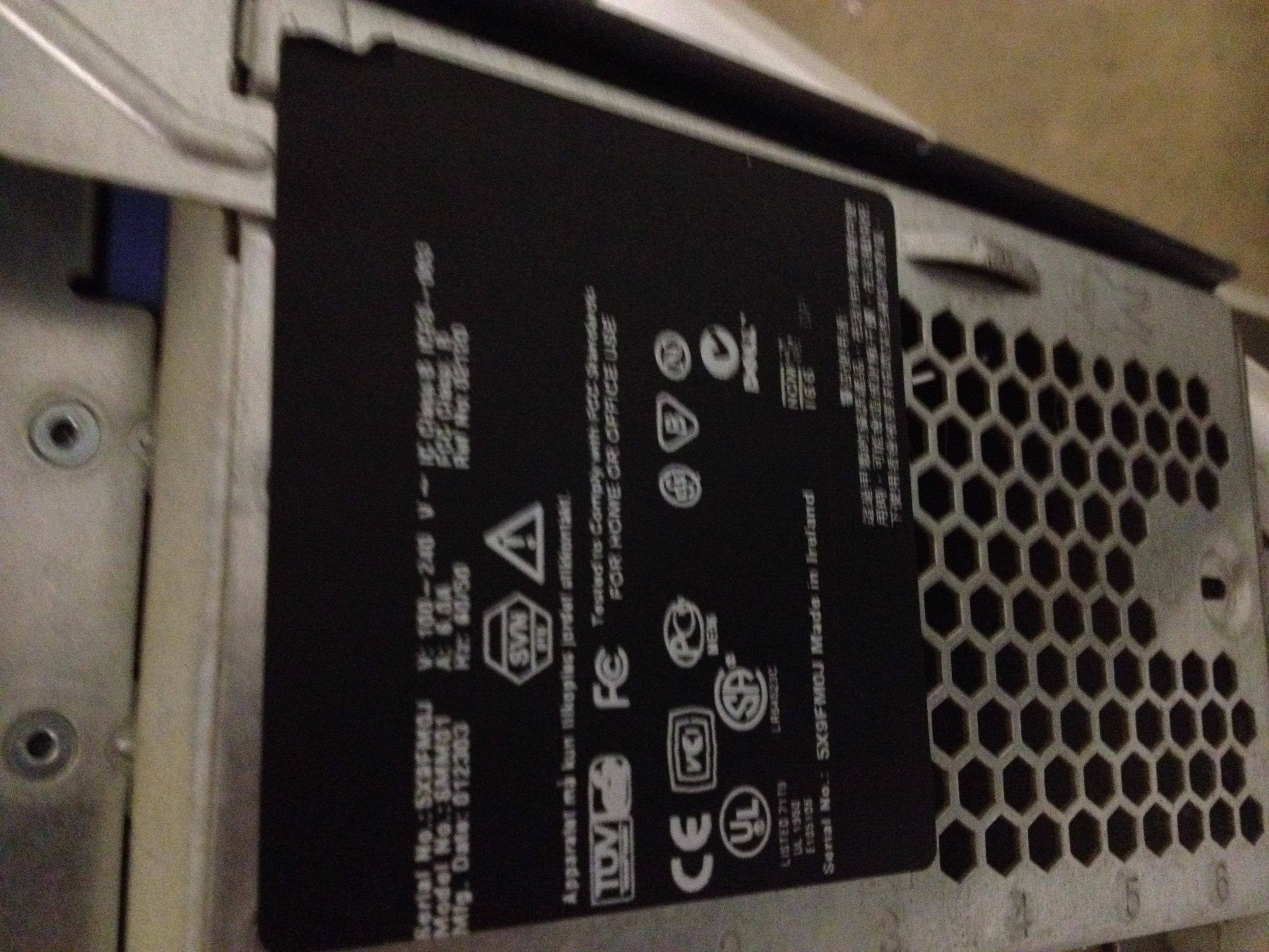 Dell Poweredge Server 1600SC - Image 4 of 5