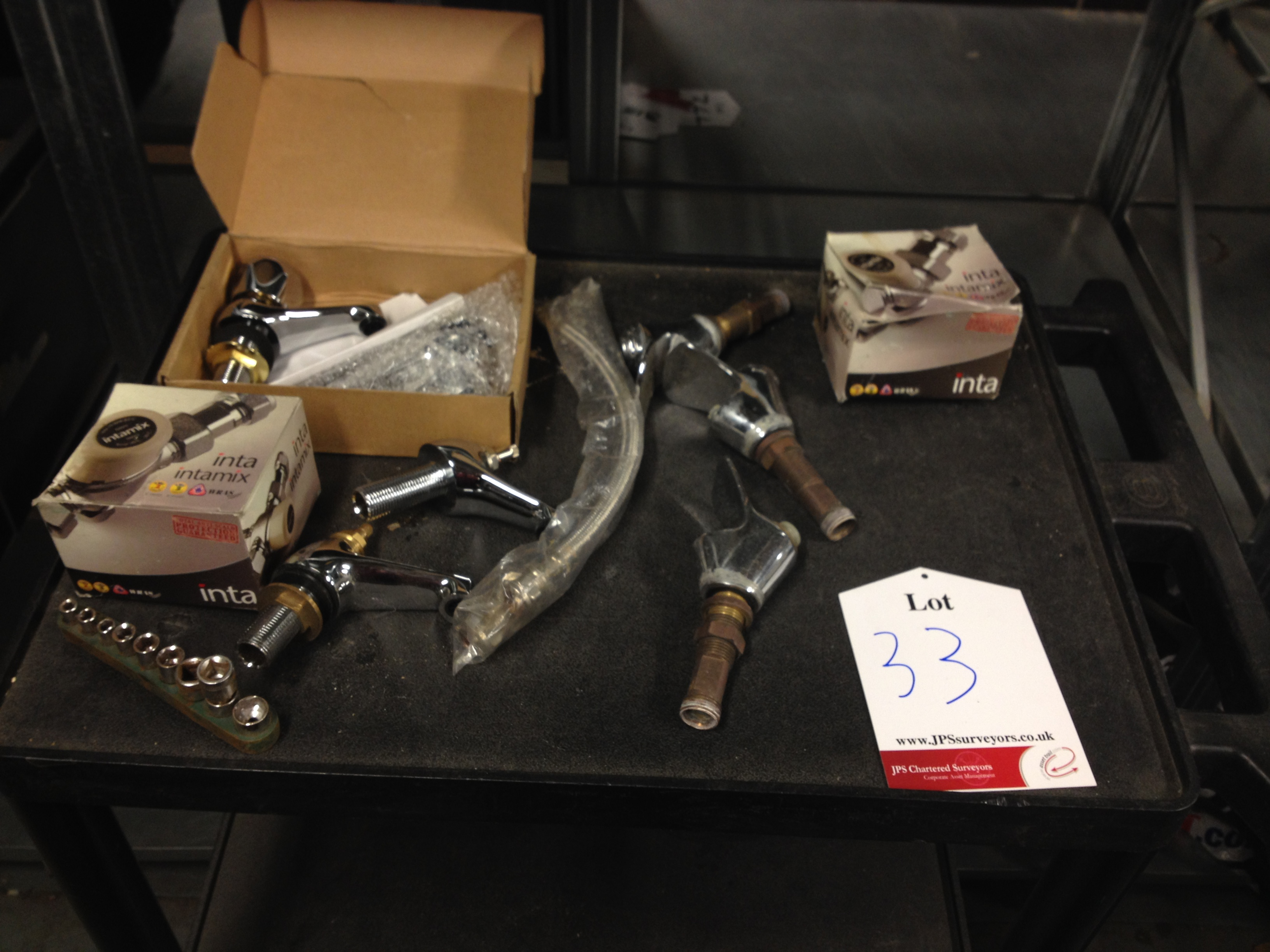 Mixed lot of Various Sink Taps - SEE PICTURES FOR FULL CONTENTS - Image 3 of 3