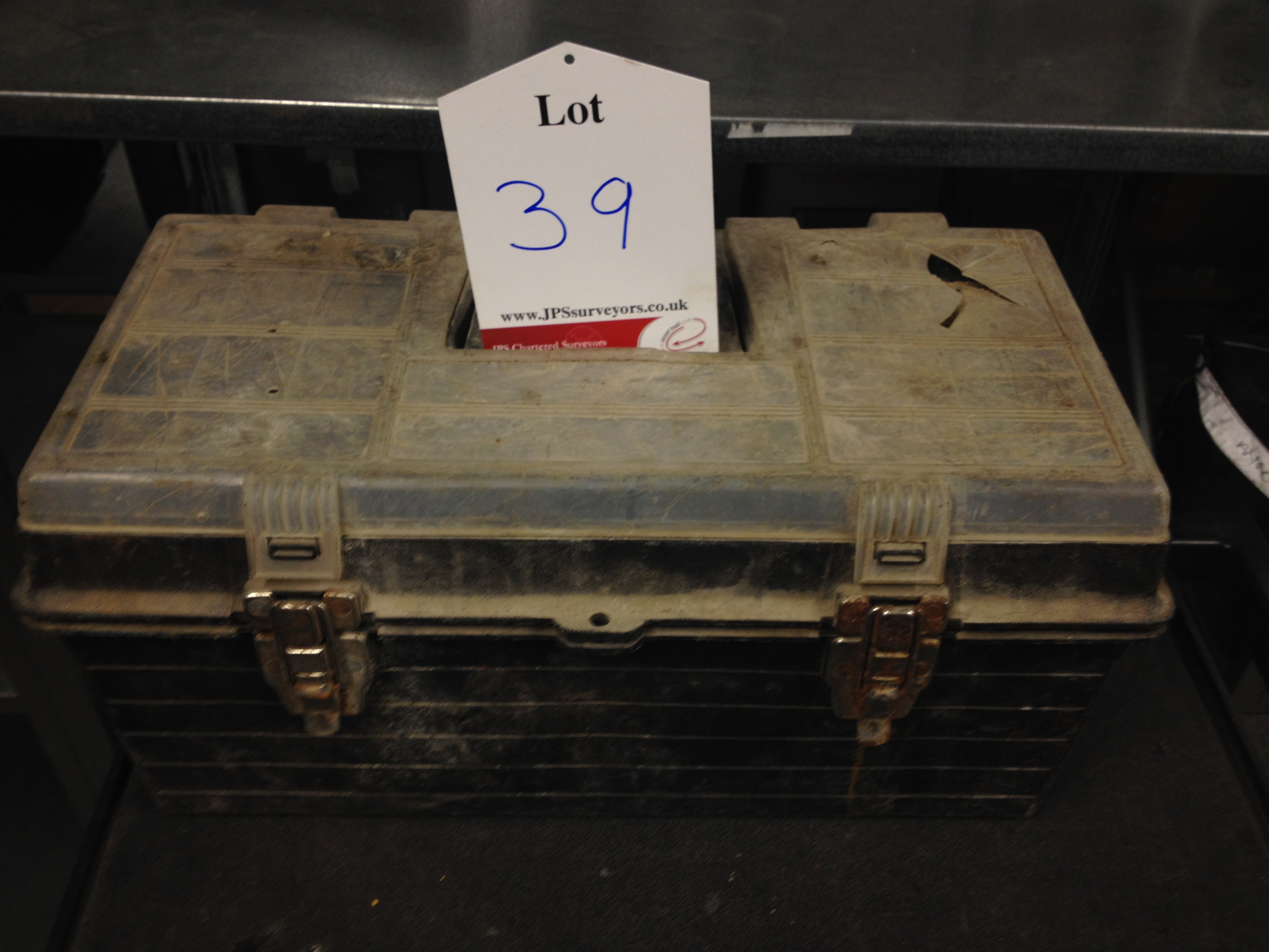 3 x Tool Boxes with Various tools and accessories - SEE PICTURE FOR FULL CONTENTS - Image 6 of 8